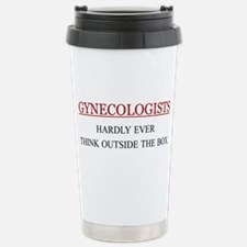 Outside The Box Travel Mug