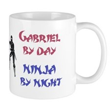 Gabriel - Ninja by Night Mug