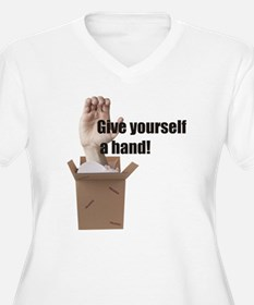 Give Yourself A Hand T-Shirt