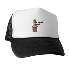 Give Yourself A Hand Trucker Hat