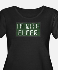 """""""I'm with Elmer"""" T"""