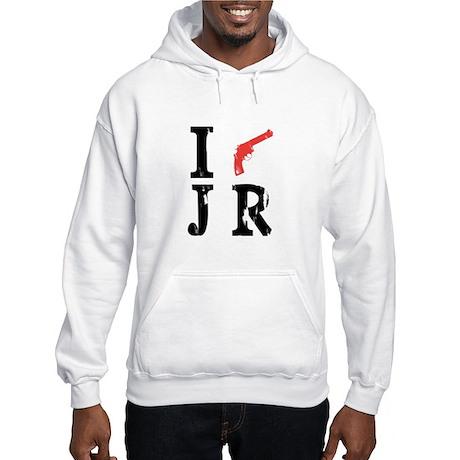 I Shot J.R. Hooded Sweatshirt