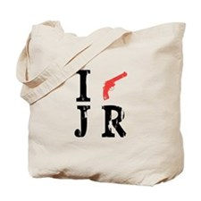 I Shot J.R. Tote Bag