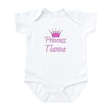 Princess Tianna Onesie