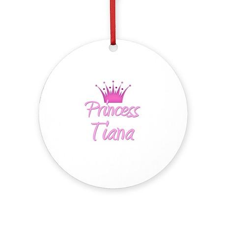 Princess Tiana Ornament (Round)