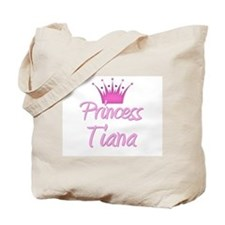 Princess Tiana Tote Bag