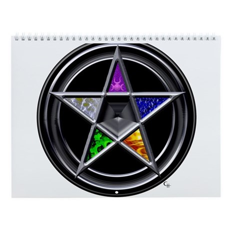 Witchcraft Wall Calendar