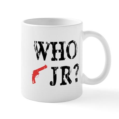 Who Shot J.R.? Mug