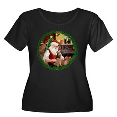 Santa's Welsh T T