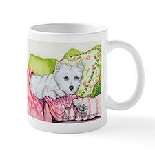 Westhighland White Terrier Cottage Queen Mug