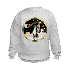Night Flight/GSMD Kids Sweatshirt