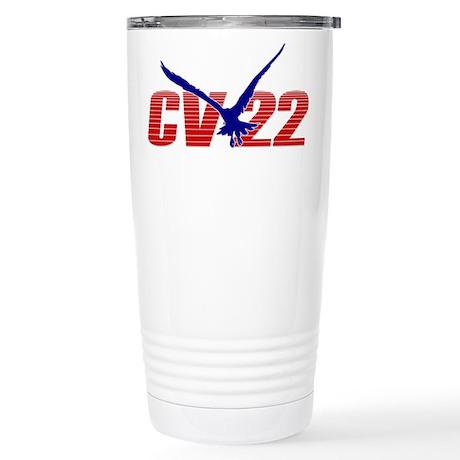 'CV-22' Stainless Steel Travel Mug