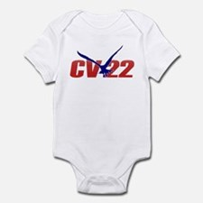 'CV-22' Infant Bodysuit