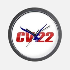 'CV-22' Wall Clock