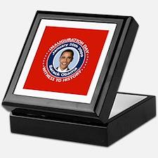 Obama Inauguration Day Keepsake Box