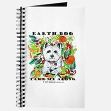 Earth Dog Westhighland Terrier Journal