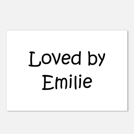 Cute Emilie Postcards (Package of 8)