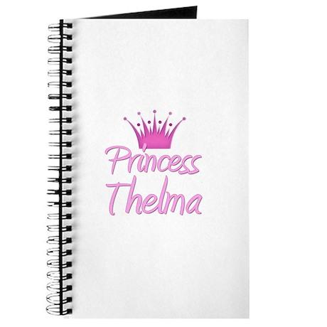 Princess Thelma Journal