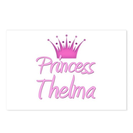 Princess Thelma Postcards (Package of 8)