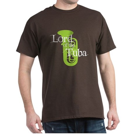 Lord of the Tuba Dark T-Shirt