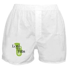 Lord of the Tuba Boxer Shorts
