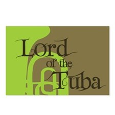 Lord of the Tuba Postcards (Package of 8)