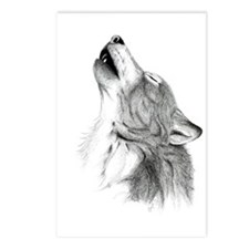Howl Postcards (Package of 8)