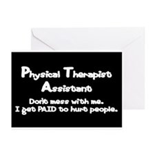 Don't Mess With PTAs Greeting Cards (Pk of 10)