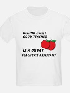 Great Teacher's Assistant T-Shirt