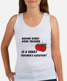 Great Teacher's Assistant Women's Tank Top