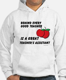 Great Teacher's Assistant Jumper Hoody