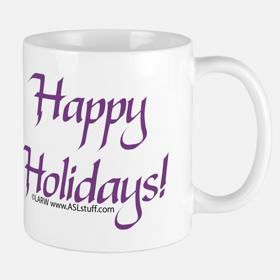 Holiday Angel Mug