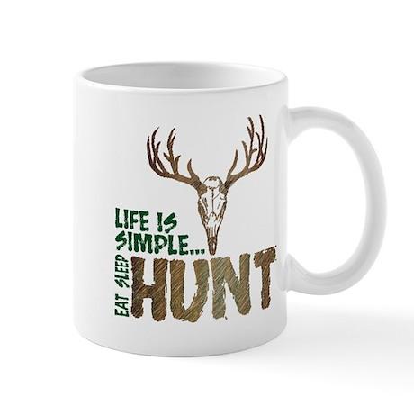 Eat Sleep Hunt Mug