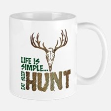 Eat Sleep Hunt Small Small Mug