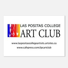 LPC Art Club Poster Postcards (Package of 8)