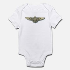 'Naval Aviator Wings' Infant Bodysuit