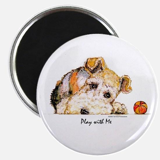 Wire Fox Terrier Magnet