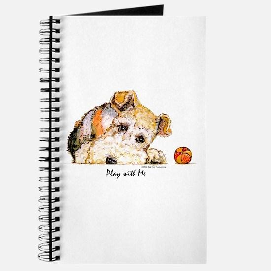 Wire Fox Terrier Journal