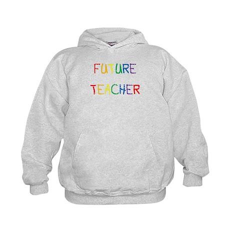 FUTURE TEACHER Kids Hoodie