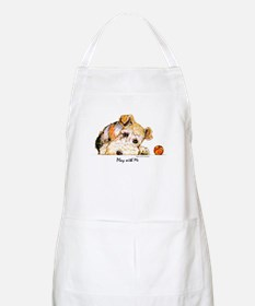 Wire Fox Terrier BBQ Apron