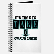 Take Down Ovarian Cancer 3 Journal