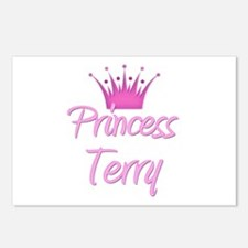 Princess Terry Postcards (Package of 8)