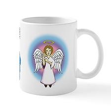 I-Love-You Angel Mug