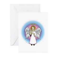 I-Love-You Angel Greeting Cards (Pk of 20)