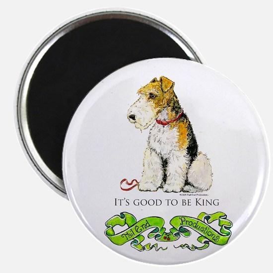 Fox Terrier Magnet