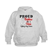 ProudNephewLungCancer Hero Hoody