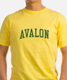 Avalon New Jersey NJ Blue T