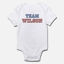 TEAM WILSON Infant Bodysuit