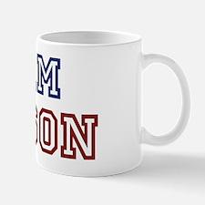 TEAM WILSON Mug