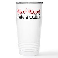 Give Blood Date a Cullen Travel Mug